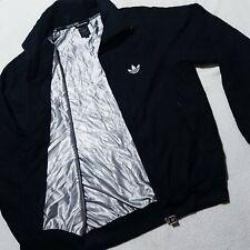 Adidas Originals Chile 62 Windbreaker | Black/Silver | Small
