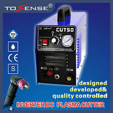 CUT50 Pilot arc 110v/220v 50A plasma cutter CNC Compatible plasma cutting 1-14mm