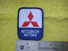 Mitsubishi Motors Uniform Dealer Auto Patch