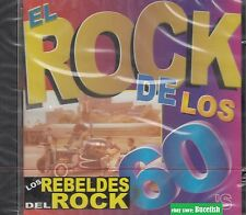 Los Rebeldes del Rock El Reck de Los 60s CD New Nuevo sealed