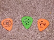 A Perfect Circle 3 Guitar Pick set from the 2011 Tour