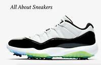 Nike Air Jordan Retro 11 Low Concord Men's Golf AQ0963-101 BNIB All Sizes