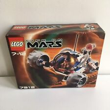 Lego Space 7312 Life On Mars T-3 Trike New Sealed