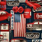"""American Muscle """"Garage Collage""""-Studio E-BTY"""