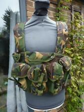 British Army Woodland DPM Camouflage Chest Rig Webbing IRR, Airsoft Paintballing