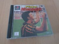 Player Manager Ps1 pal