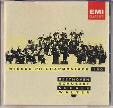 Wiener Philharmoniker 150, V2: Beethoven Schubert - Schalk Walter (EMI) Like New