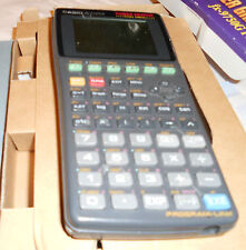 Casio Fx-7700ge Power Graphic Calculadora icono menú program-link
