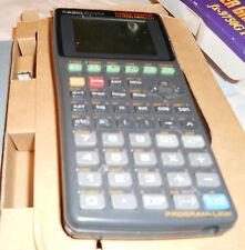 Casio FX-7700GE  Power Graphic Calculator Icon menu program-link