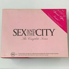 Sex And The City: The Complete Box Series (Season 1-6) DVD Region 4 PAL