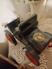 Vintage Avon aftershave decanter bottle Oldsmobile Curved Dash