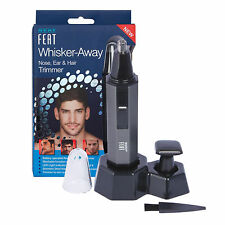 NEAT FEAT WHISKER AWAY - EAR, NOSE AND HAIR TRIMMER