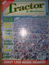 TRACTOR & MACHINERY MAGAZINE NOVEMBER 2002 COOLEY FESTIVAL