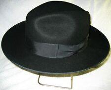 Wool Felt BOGART STYLE Woolfelt Fedora Hat - Broadway Hats by Caliqo.com CANADA