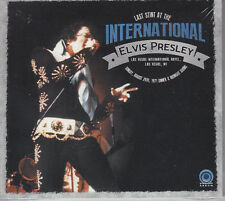 ELVIS - LAST STINT AT THE INTERNATIONAL - NEW CONCERT CD SEALED