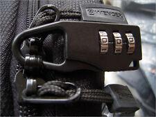 Equipaje combinación cerradura candado bolsa caso contraseña código de díg K