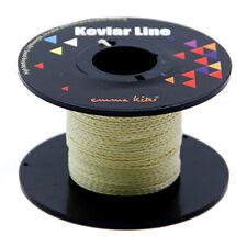 100ft 250lb Braided Kevlar Line for Fishing Line Kite String Cut - Resistance