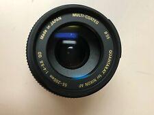 Quantaray 55-200mm Nikon AF f4-5.6, QD, GUC