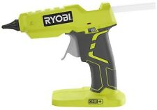 Hot Glue Gun Cordless Ryobi 18-Volt ONE+ Melt Glue Gun (Tool Only)