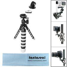 Fantaseal® Robust Octopus Mini Tripod Gorillapod 3-in-1 DSLR Camera + GoPro