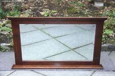 Oak Original Edwardian Antique Mirrors