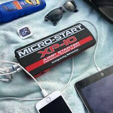 Micro Start XP-10 Mini Car/Truck Jumper + Phone, Laptop, GoPro, Kindle Charger