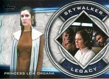 Star Wars Skywalker Saga Legacy Chase Card FT-8 Princess Leia