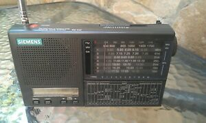 Siemens RK 747 FM / MW / Short Wave