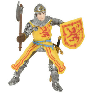 Papo Knights Figure Robert the Bruce 39943 Historical Figures Collectable Series