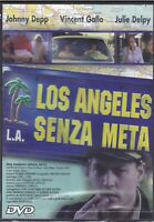 Dvd **LOS ANGELES SENZA META** con Johnny Depp nuovo 2000