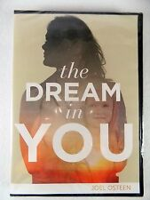 NEW~JOEL OSTEEN MINISTRIES~THE DREAM IN YOU~3 MESSAGE AUDIO CD DISC SET/SERIES