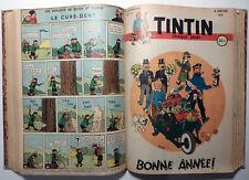 Journal de Tintin Français 1950-1951 TBE