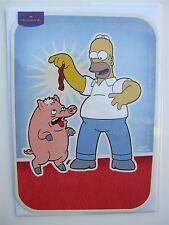 Homero Simpson & Tarjeta De Cerdo Para Cualquier Edad Cumpleaños por Hallmark - 11072739