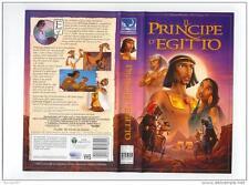 videocassetta il principe d'egitto nuovo sigillato VHS originale walt disney