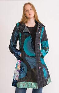 DESIGUAL Women's Coat Size 40 EU