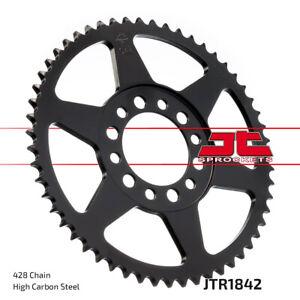 Steel Rear Sprocket - 44 Tooth 428 JTR1842.44 For Yamaha TW200 YZ80 XT DT MX