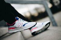 New Balance - Sneakers uomo bianca cm997haj