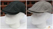 Flat Cap 100% Cotton Hats for Men