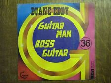DUANE EDDY 45 TOURS BELGIQUE GUITAR MAN
