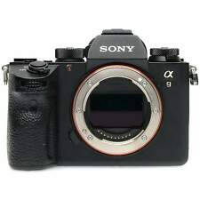Sony A9 Digital Mirrorless Camera Body (Boxed) 2,400 Actuations