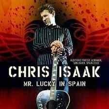 Chris Isaak - Mr Lucky In Spain - DVD