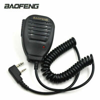 Handheld Baofeng Radio Speaker Mic For UV-5R UV-5RE UV-5RA UV-6R Walkie talkie