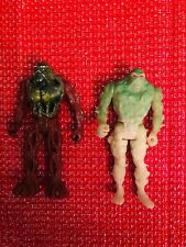 Kenner Swamp Thing Action Figures (Camouflage/Bio-Glow)