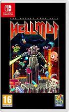 Hellmut: el Badass del infierno (switch)