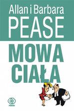 Mowa ciała - Barbara Pease, Allan Pease