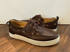 Sperry Top-Sider New Bahama Storm 3 Eye Leather Boat Shoe Men's US 9 MSRP $90