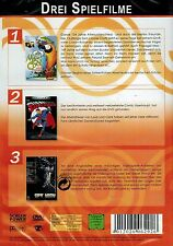 DVD NEU/OVP - Drei Spielfilme - Kinder - Spy High / Superman / Mac Cool