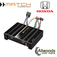 Match Amp and harness Package PP62DSP + FREE PP-AC Harness Cable Honda HR-V