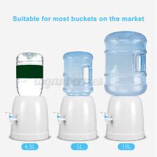 Top Load Cold Water Dispenser Cooler Inverted Bottled Gallon Water Storage