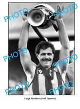 LEIGH MATTHEWS HAWTHORN FC 1983 PREMIERS LARGE A3 PHOTO